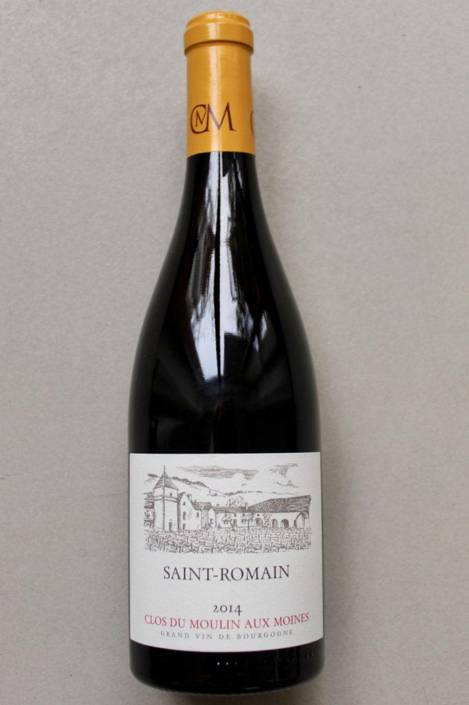 Chardonnay, Clos du Moulin aux Moines, Saint Romain