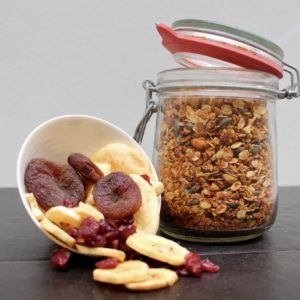 Früchte-Knusper-Müsli