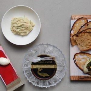 neuer Kaviar-Gang gross